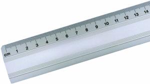 Linijka aluminiowa Leniar, 100cm