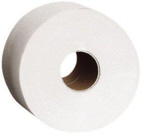 Papier toaletowy Merida Top, 2-warstwowy, 1 rolka, 9cmx180m, biały