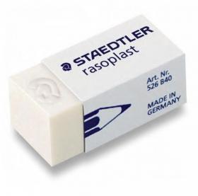 Gumka ołówkowa Staedtler, Rasoplast, 33x16x13mm, biały