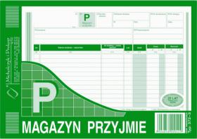 Druk akcydensowy Magazyn przyjmie MiP, A5, wielokopia, 80k