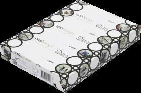 Papier satynowany Optiimage, A4, 250g/m2, 250 arkuszy, biały