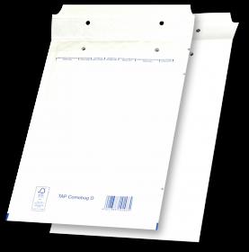 Koperta bąbelkowa, NC, D/14, 200x275mm, 1 sztuka, biały