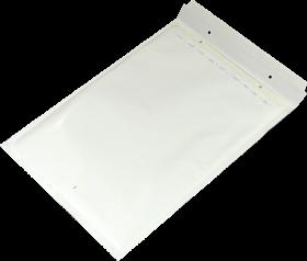 Koperta bąbelkowa Rayan, I/19, 320x455mm, 1 sztuka, biały