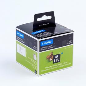 Etykiety adresowe Dymo 99014, 54x101mm, 220 etykiet, biały