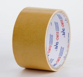 Taśma dwustronna Dalpo, Euro-Tape, 38mm x 25m, biały