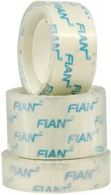 Taśma klejąca Fian, 12mmx27m, przezroczysty