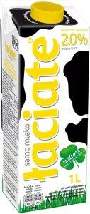 Mleko UHT Łaciate, 2%, 1l