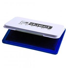 Poduszka do stempli D.Rect nr 2, 70x110mm, wkład niebieski
