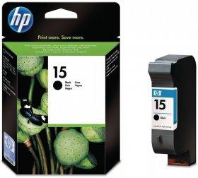Tusz HP 15 (C6615DE), 25ml, black (czarny)