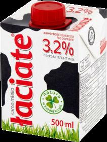 Mleko UHT Łaciate, 3.2%, 0.5l