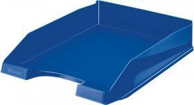 Półka na dokumenty Esselte Europost, A4, plastikowa, niebieski