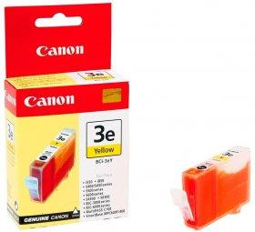 Tusz Canon 4482A002 (BCI-3Y), 390 stron, yellow (żółty)