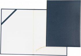 Okładka do dyplomów Elegant Galeria Papieru, A4, 10 sztuk, granatowy