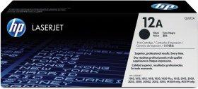 Toner HP (Q2612A), 2000 stron, black (czarny)