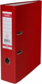 Segregator Bantex XXL, A4, szerokość grzbietu 80mm, do 600 kartek, czerwony