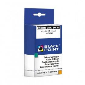 Kaseta Black Point KBPE30BK  (Epson ERC 30/34), czarny