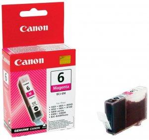 Tusz Canon 4707A002 (BCI-6M), 280 stron, magenta (purpurowy)