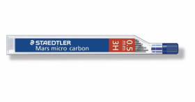 Grafity ołówkowe Staedtler, 0.5 mm, 3H