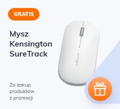 Mysz Kensington SureTrack Dual za 1 grosz!