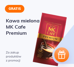 Kawa mielona MK Cafe Premium za 1 grosz!